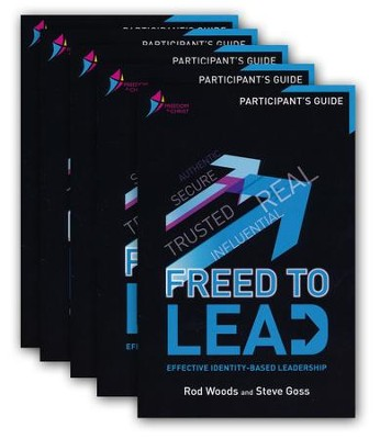 Freed to Lead Workbook-5 pack  -     By: Rod Woods