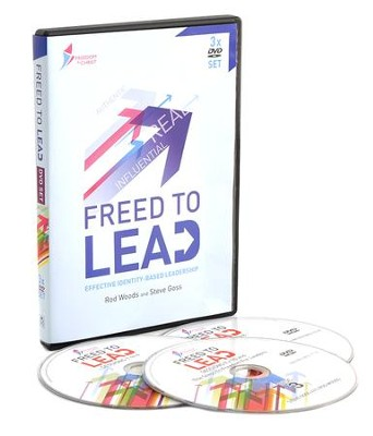 Freed to Lead DVD  -     By: Rod Woods
