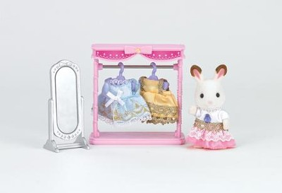 Calico Critters Dressing Area Set  -