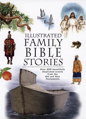 Illustrated Family Bible Stories   -     Edited By: Craig Froman
