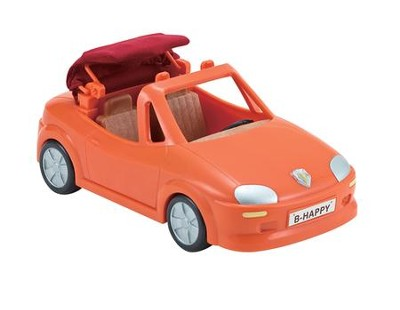 Calico Critters Convertible Car  -