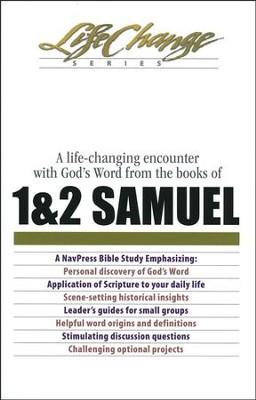 1 2 samuel lifechange bible study 9781615217342 1 2 samuel lifechange bible study fandeluxe Ebook collections