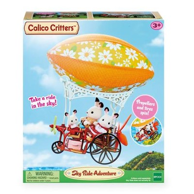 Calico Critters, Sky Ride Adventure  -