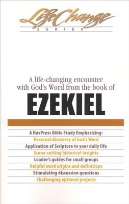 Ezekiel, LifeChange Bible Study   -