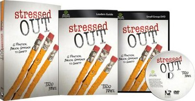 Stressed Out Small Group Kit  -     By: Todd Friel