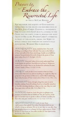 Prayers to Embrace the Resurrected Life: Prayer Cards  -