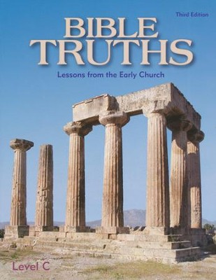 BJU Bible Truths Student Worktext Level C (Grade 9), 3rd Edition    -