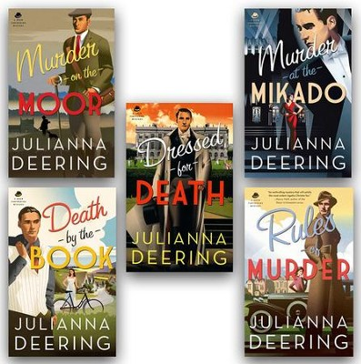 Drew Farthering Mystery Series, Volumes 1-5   -     By: Julianna Deering