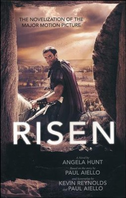 Risen, paperback   -     By: Angela Hunt