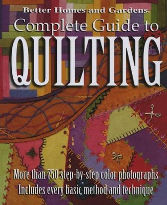 Download complete guide to quilting: more than 750 step-by-step color….
