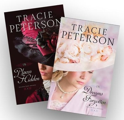 Golden Gates Secrets Series, Volumes 1 & 2  -     By: Tracie Peterson
