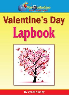 Valentine's Day Lapbook - PDF Download  [Download] -     By: Cyndi Kinney
