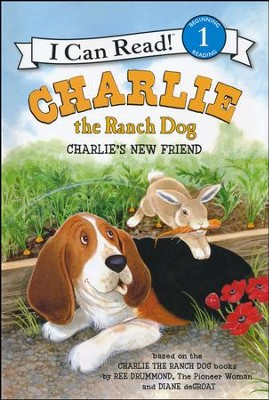 Charlie the Ranch Dog: Charlie's New Friend  -     By: Ree Drummond     Illustrated By: Diane de Groat