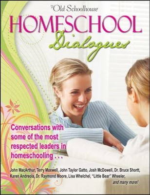 Homeschool Dialogues - PDF Download  [Download] -     By: The Old Schoolhouse