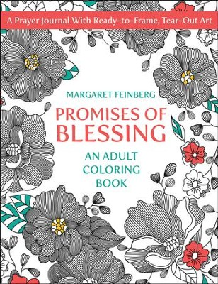 Promises of Blessing: An Adult Coloring Book  -     By: Margaret Feinberg