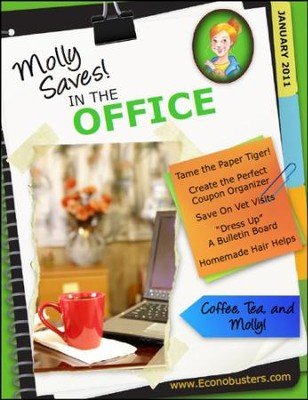 Molly Saves in the Office - January 2011 - PDF Download  [Download] -     By: The Old Schoolhouse