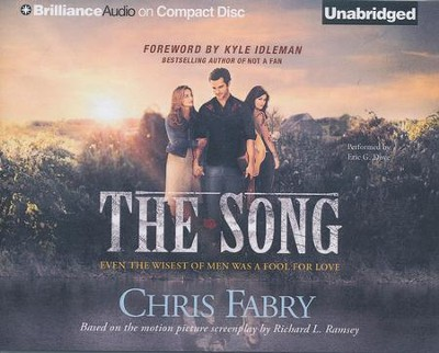 The Song- audiobook on CD  -     By: Chris Fabry
