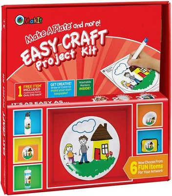 Make-A-Plate Kit, Digital  -
