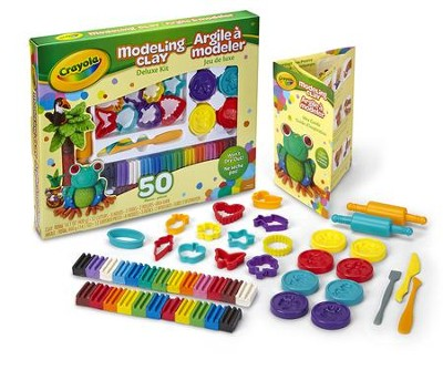 Modeling Clay, Deluxe Kit  -