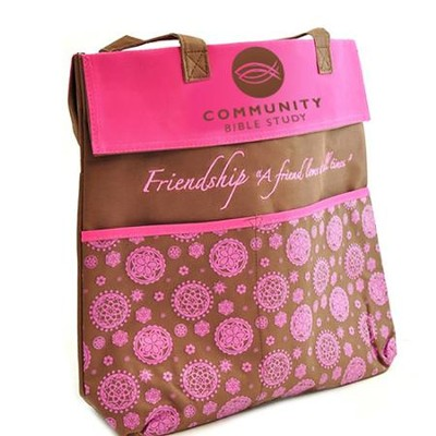 Community Bible Study, Friendship Tote   -