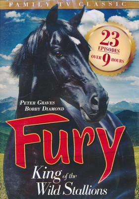 Fury: King of the Wild Stallions, 2 DVDs   -