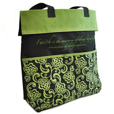 Faith is the Assurance, Tote    -