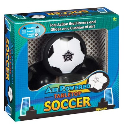 Airpowered Tabletop Soccer   -
