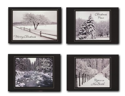 Tis The Season, Assorted Christmas Cards, Box of 12   -
