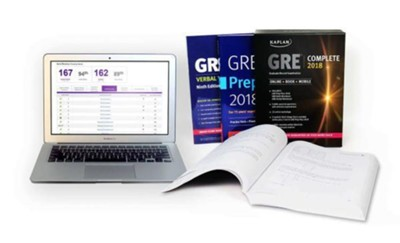 GRE Complete 2018  -     By: Kaplan