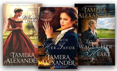 Belle Meade Plantation Series, Volumes 1-3  -     By: Tamera Alexander