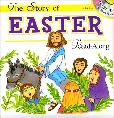 The Story of Easter: Read-Along Book with CD  -     By: Karen Mitzo Hilderbrand, Kim Mitzo Thompson
