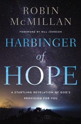 Harbinger of Hope: The Lord Has Not Forgotten You  -     By: Robin McMillan