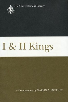 1 & 2 Kings: Old Testament Library [OTL]   -     By: Marvin A. Sweeney