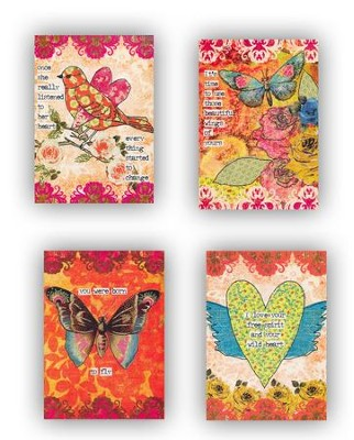 Wings of Faith, Encouragement Cards, Box of 12  -