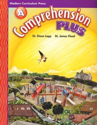 Modern Curriculum Press Comprehension Plus Grade 1 Student Workbook  -