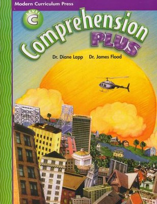 Modern Curriculum Press Comprehension Plus Grade 3 Student Workbook  -