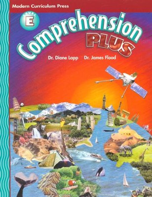 Modern Curriculum Press Comprehension Plus Grade 5 Student Workbook  -