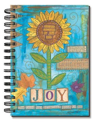 Joy, Sunflower Journal  -     By: Annie Lapoint