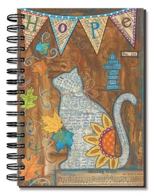Hope, Cat Journal  -     By: Annie Lapoint
