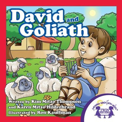 David and Goliath - PDF Download  [Download] -     By: Kim Mitzo Thompson, Karen Mitzo Hilderbrand     Illustrated By: Ron Kauffman