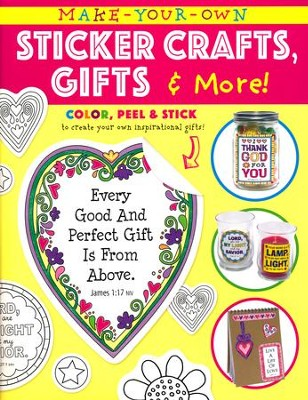 Make Your Own Sticker Crafts Gifts And More Kim Mitzo Thompson - Make your own stickers