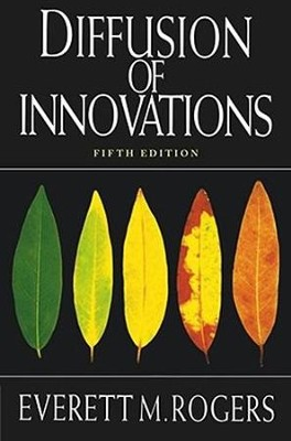 Diffusion of Innovations, 5th Edition (Original)  -     By: Everett M. Rogers