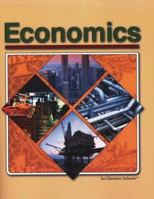 Economics Grade 12--Student Text, Softcover   -