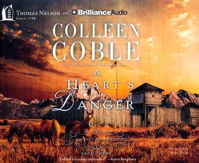 A Heart's Danger - unabridged audiobook on CD  -     By: Colleen Coble