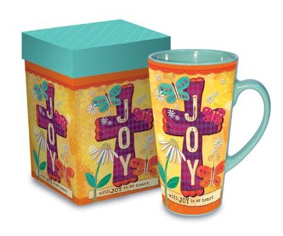 With Joy In My Heart Mug  -