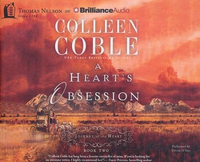 A Heart's Obsession - unabridged audiobook on CD  -     By: Colleen Coble