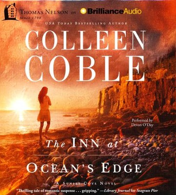 The Inn at Ocean's Edge - unabridged audiobook on CD  -     By: Colleen Coble