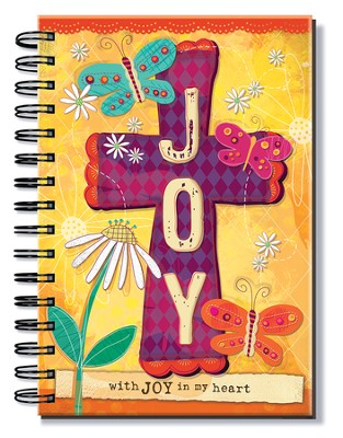 With Joy In My Heart Journal  -