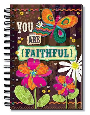 You Are Faithful Journal  -