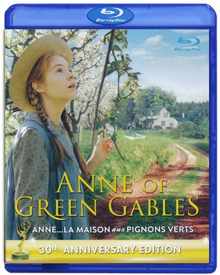 Anne of Green Gables, 30th Anniversary Blu-ray Edition   -
